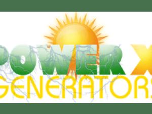 Power X AGM Solar Generators