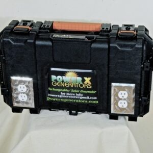 Power X Lithium Solar Generators